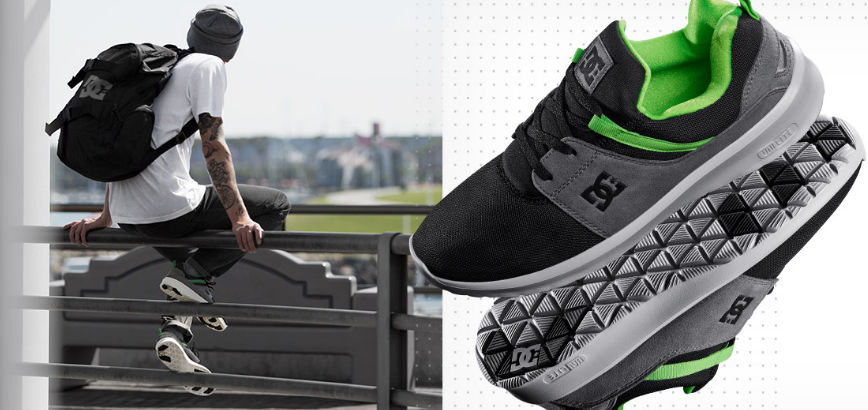 Акции DC Shoes в Белокурихе